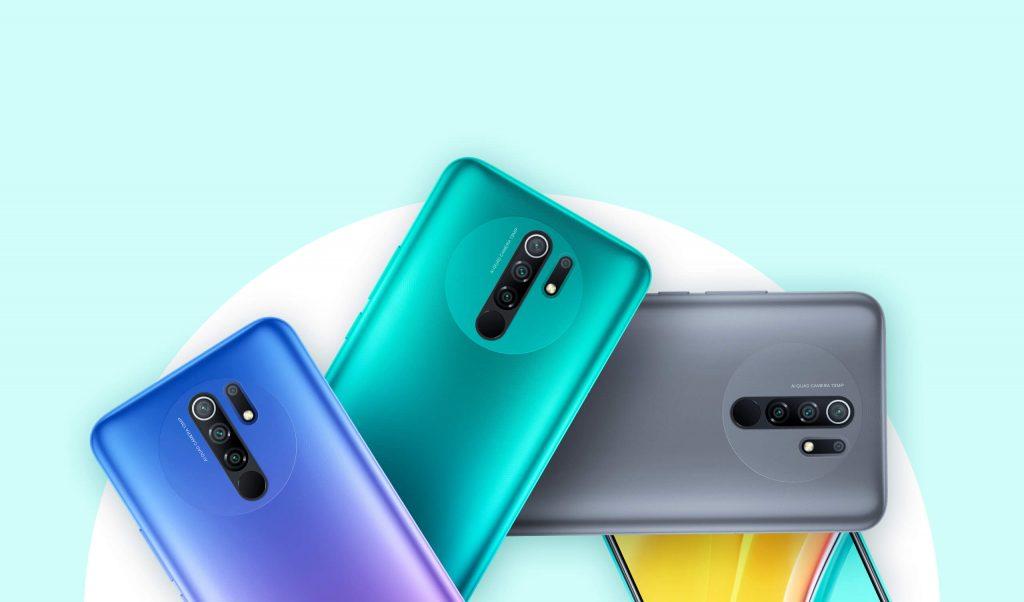 الوان هاتف Xiaomi Redmi 9