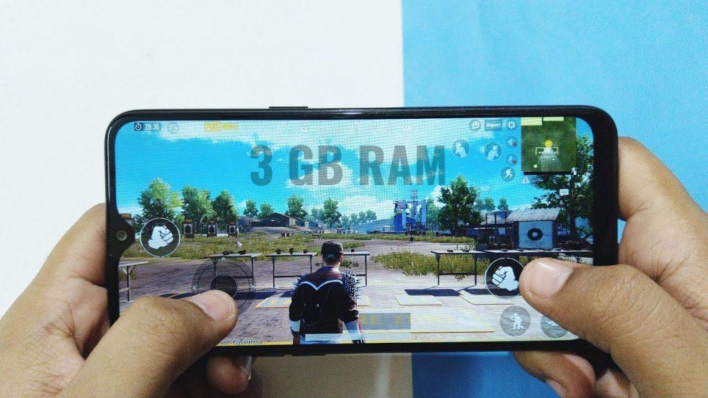 تجربة لعبى ببجي موبايل على هاتف Realme C3i