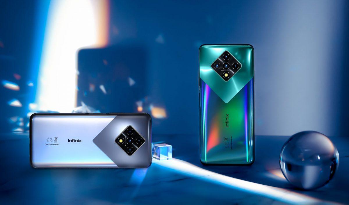إطلاق هاتف Infinix Zero 8 بمواصفات ممتازة | عودة إنفينكس القوية بالساحة - ميكسلز
