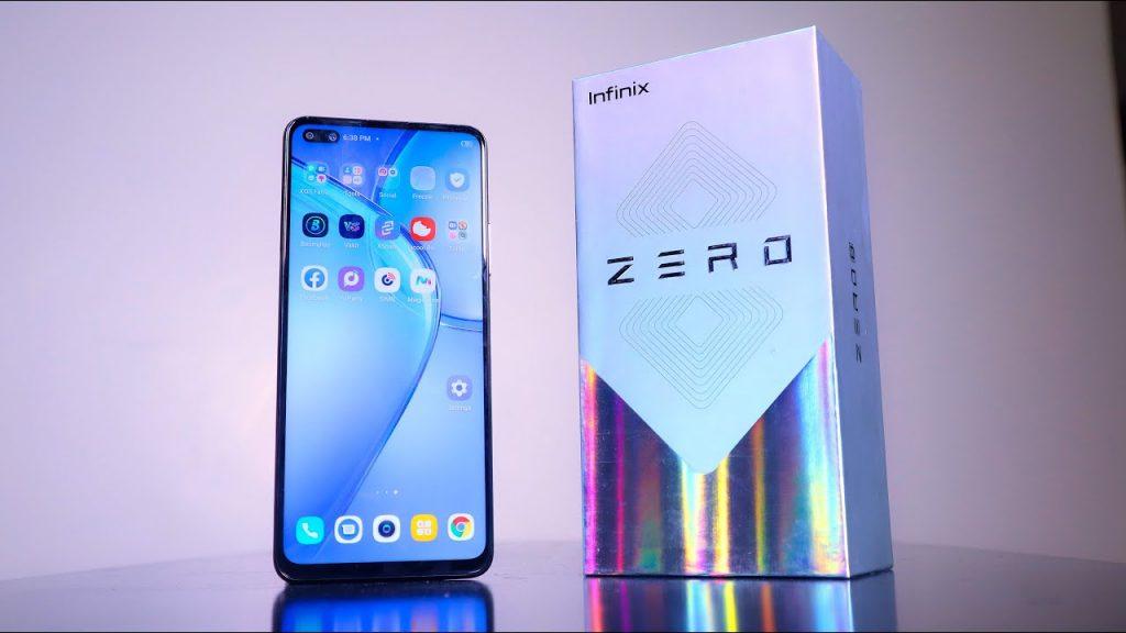 سعر هاتف Infinix Zero 8