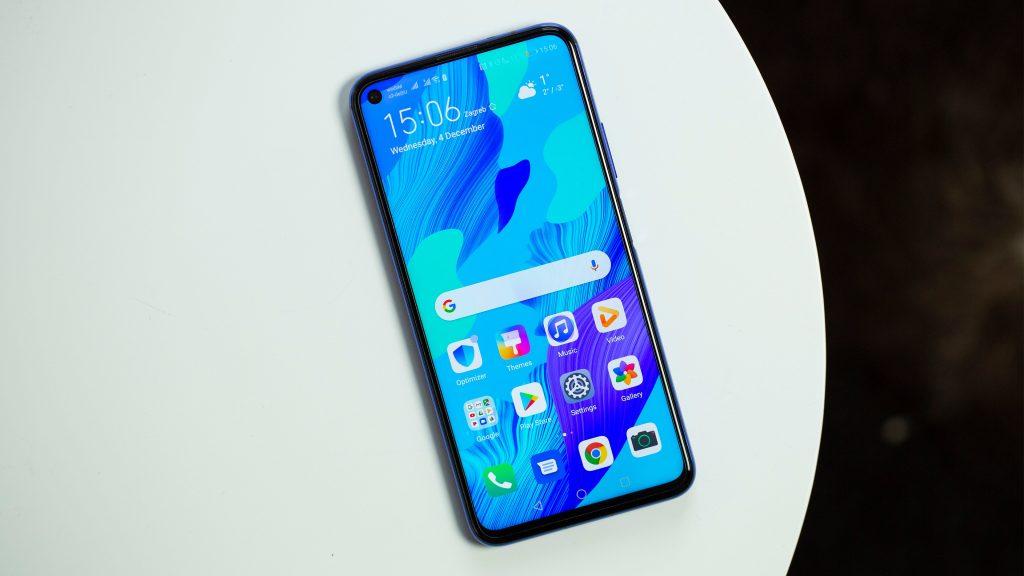 Huawei Nova 5T Price